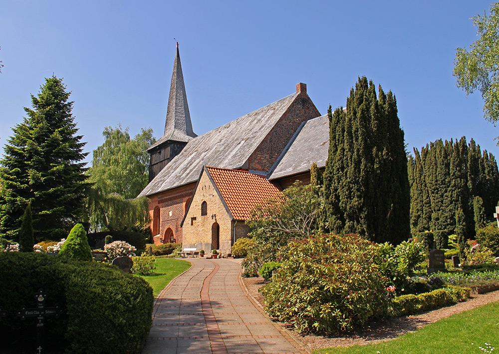 St.-Petri-Kirche, Rieseby